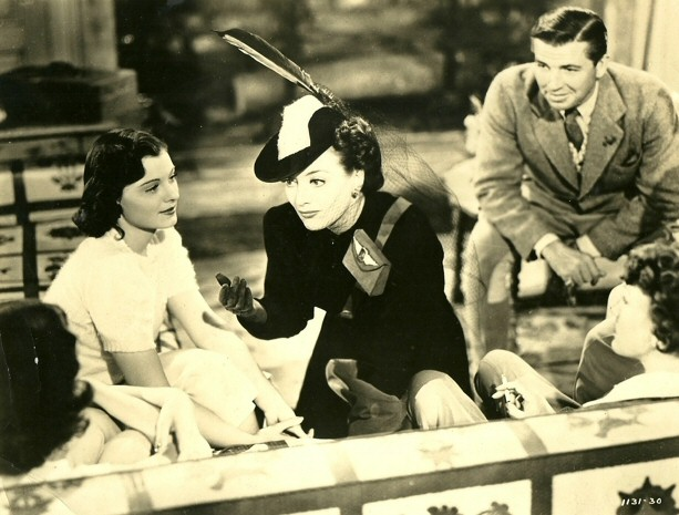 1940. 'Susan and God.' With Ruth Hussey and Bruce Cabot.