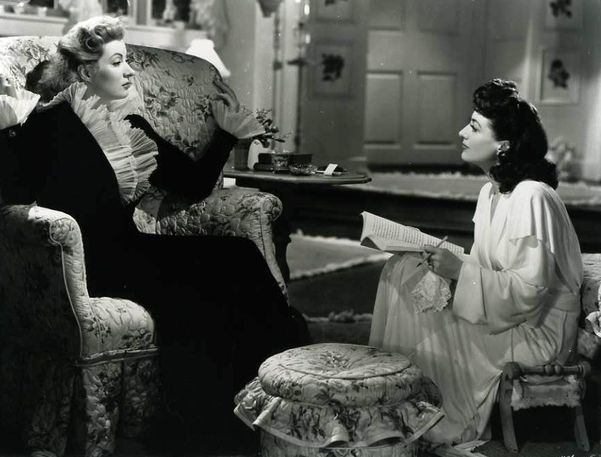 1941. 'When Ladies Meet.' With Greer Garson.