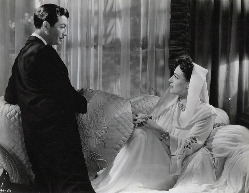 1941. 'When Ladies Meet.' With Robert Taylor.