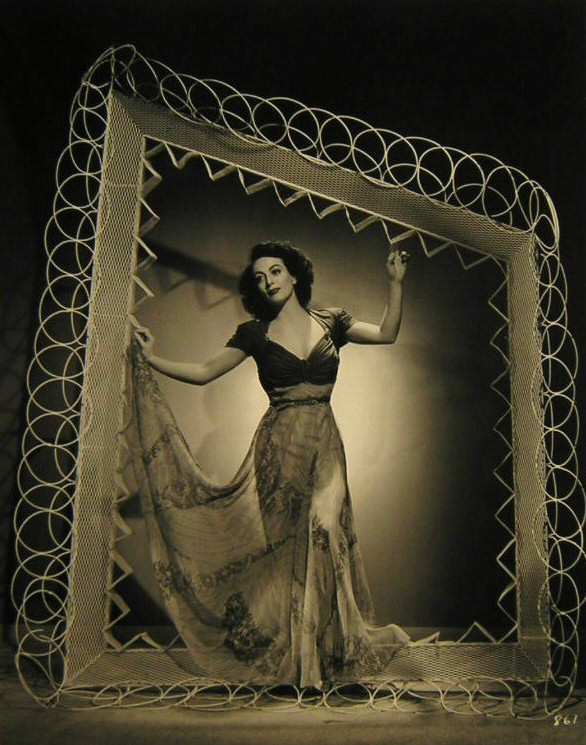 1941 publicity shot by Hurrell.