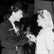 1942. With Judy Garland.