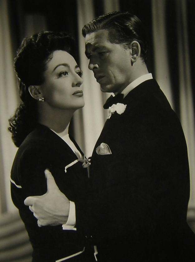 1942. 'Reunion in France.' With Philip Dorn.