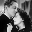 1942. 'They All Kissed the Bride.' With Melvyn Douglas.