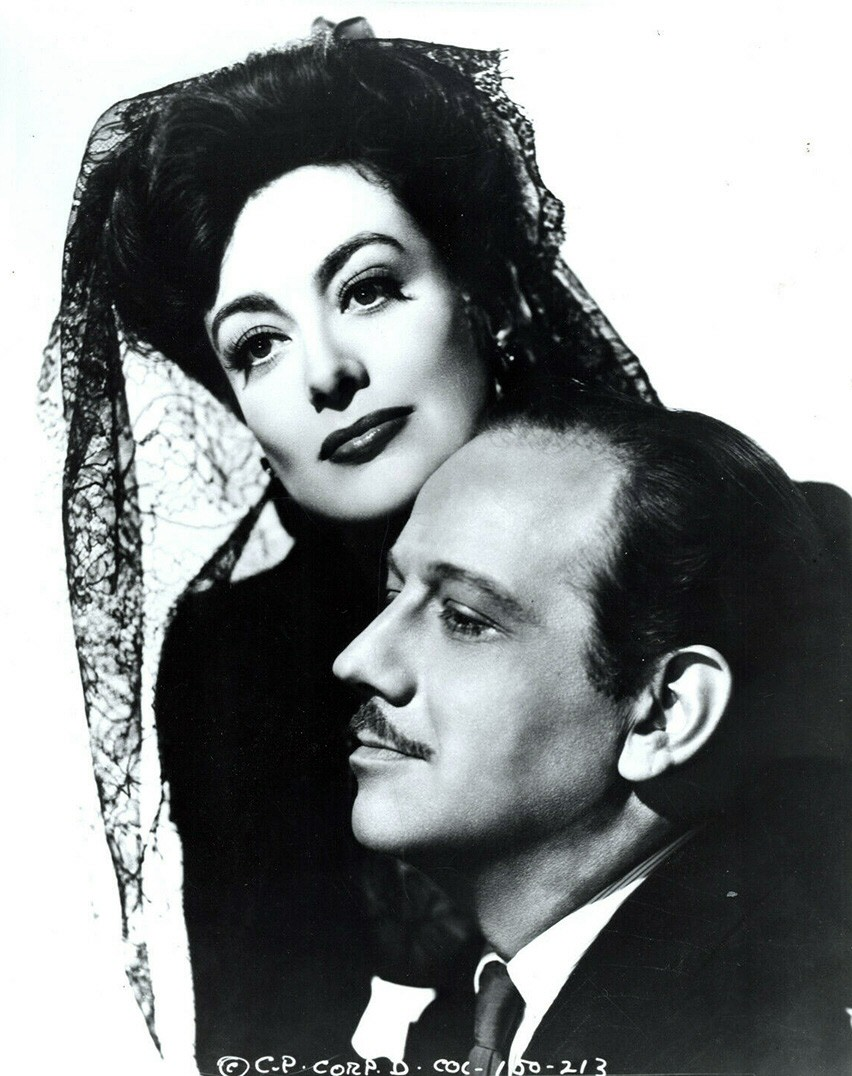 1942. 'They All Kissed the Bride' with Melvyn Douglas.
