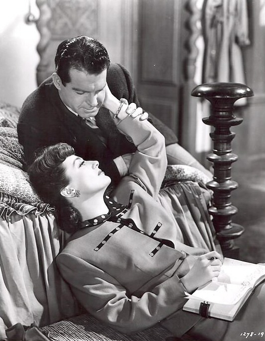 1943. 'Above Suspicion.' With Fred MacMurray.