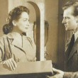 1945. 'Mildred Pierce.' With Bruce Bennett.