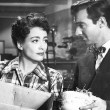 1945. 'Mildred Pierce.' With Zachary Scott.