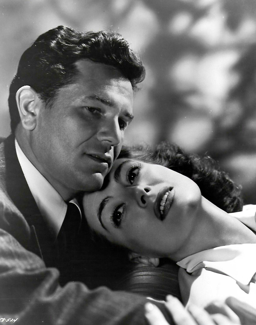 1946. 'Humoresque' with John Garfield.