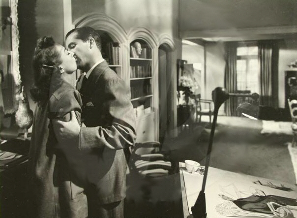 'Daisy Kenyon,' with Dana Andrews.