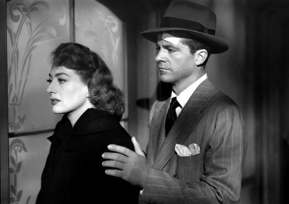 1947. 'Daisy Kenyon.' With Dana Andrews.