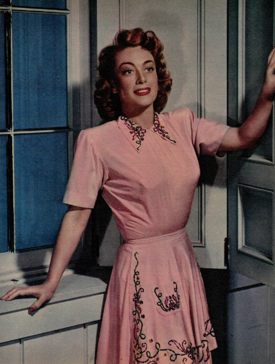 1947 color publicity from a magazine.