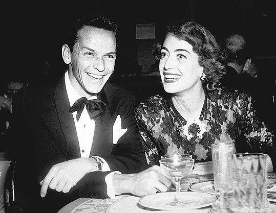 1948. With Frank Sinatra.