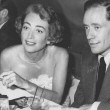 1949. With Mel Ferrer at Mocambo.