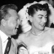 1954. With Mickey Rooney.