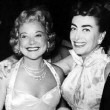 August 1954, at the premiere of 'The Egyptian' with Sonja Henie.