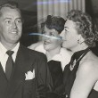 November 30, 1951. With Alan Ladd and wife.