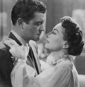 With Dennis Morgan