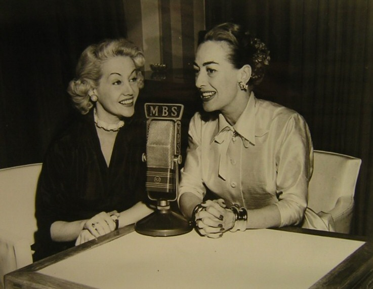June 1952. On Paula Stone's Mutual radio show.