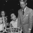 Happy Birthday to Chris on the set of 'Johnny Guitar.'