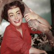 1954 publicity for 'Johnny Guitar.'