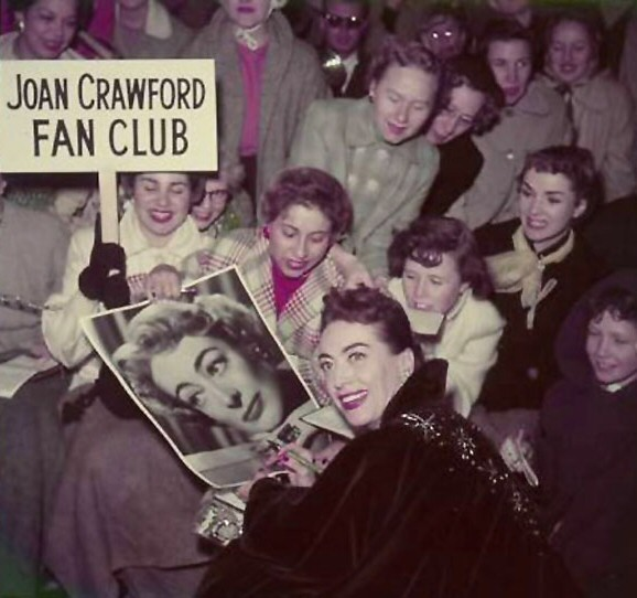 November 1953 at the 'Torch Song' premiere. (Thanks to Bryan Johnson.)