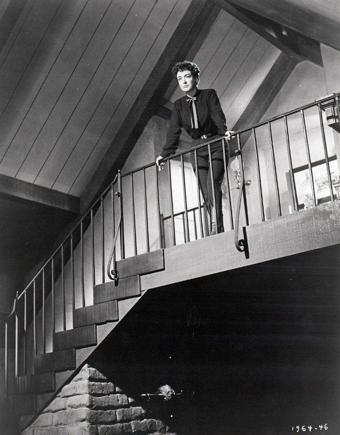 1954. 'Johnny Guitar' film still.