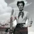 1954. Publicity for 'Johnny Guitar.'