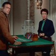 1954. 'Johnny Guitar.' Two screen shots with Scott Brady.