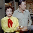 1954. 'Johnny Guitar' with Scott Brady and Sterling Hayden.