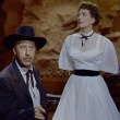 1954. 'Johnny Guitar.' With Frank Ferguson.