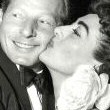 April 1954. With Danny Kaye.