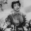 1954. Publicity for CBS's 'Road to Edinburgh.'