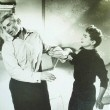 1955. Jeff Chandler gets whacked. Again.