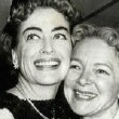 December 1955. With Helen Hayes at the Actors' Studio Benefit. NYC premiere of 'The Rose Tattoo.'