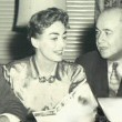 1955. With Al Steele and Board of Trustees of Chicago's La Rabida Children's Hospital.