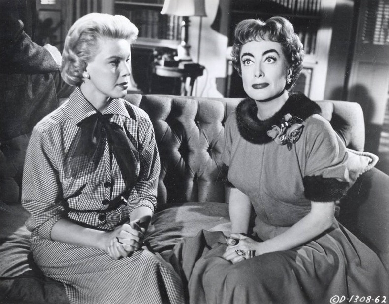 1955. 'Queen Bee.' With Betsy Palmer.