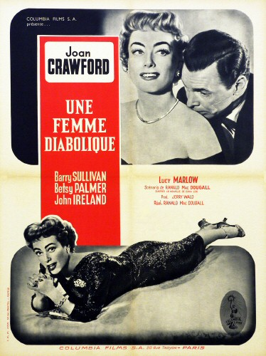 French movie poster.