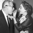 May 10, 1955. Just married in Vegas.