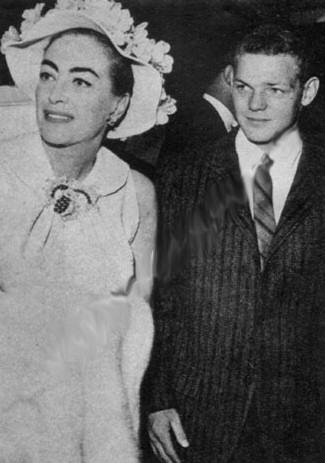 July 1956. With Helen Hayes' son James MacArthur.