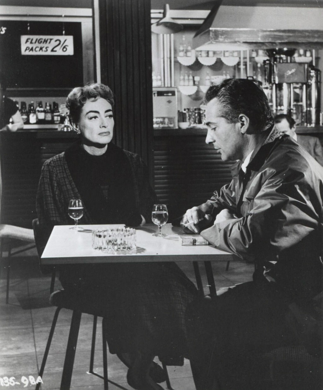 1957. 'The Story of Esther Costello' with Rossano Brazzi.