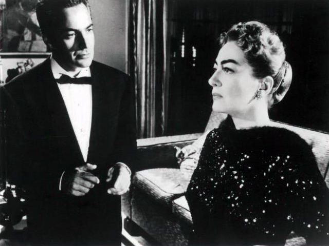 1957. 'The Story of Esther Costello.' With Rossano Brazzi.
