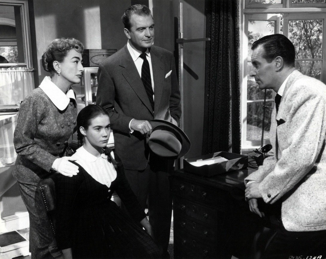 1957. 'Story of Esther Costello.' With Heather Sears, John Loder, Robert Ayres.