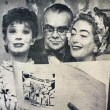 February 1960. A New York Daily News article about an upcoming children's psychotherapy benefit in NYC. With Gwen Verdon and Reed Dawson.
