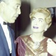 1961. With Cesar Romero.