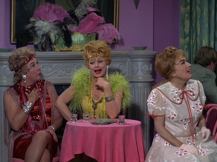 On the 2/26/68 episode of 'The Lucy Show.'
