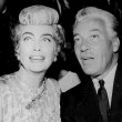 Circa 1963 with Cesar Romero.