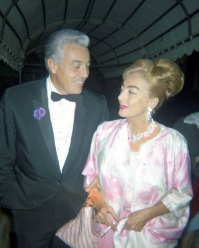 1967 with Cesar Romero.