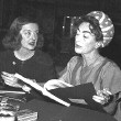 July 1962. At the initial contract signing for 'Baby Jane.'