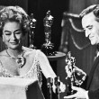 4/8/63. Presenting the Best Director award to David Lean. (Thanks to Oliver Geiger.)