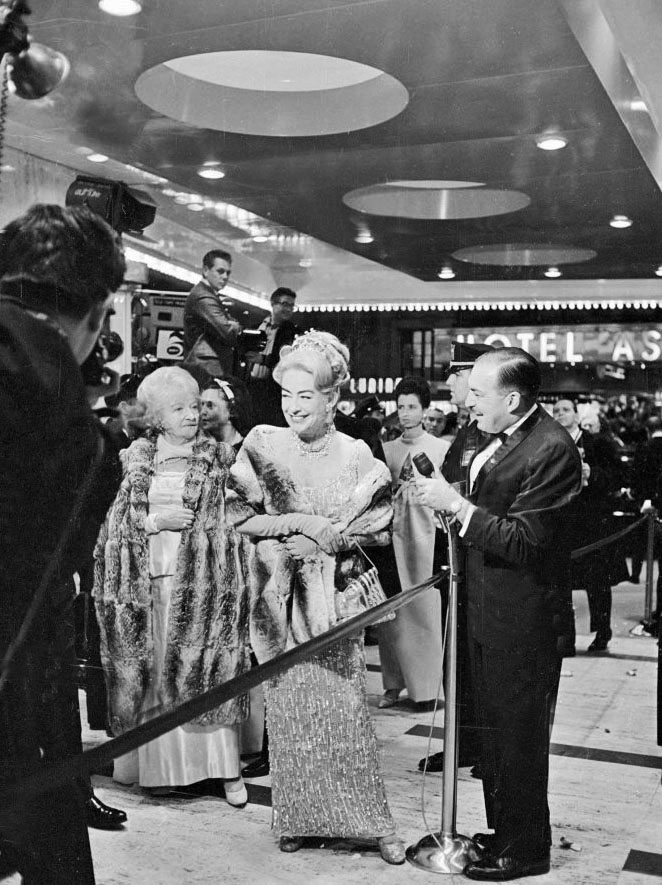 10/21/64 at the 'My Fair Lady' premiere in NYC. (Thanks to Bryan Johnson.)
